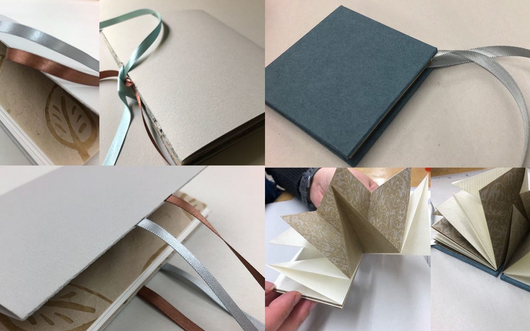 Artist Bookmaking Workshop