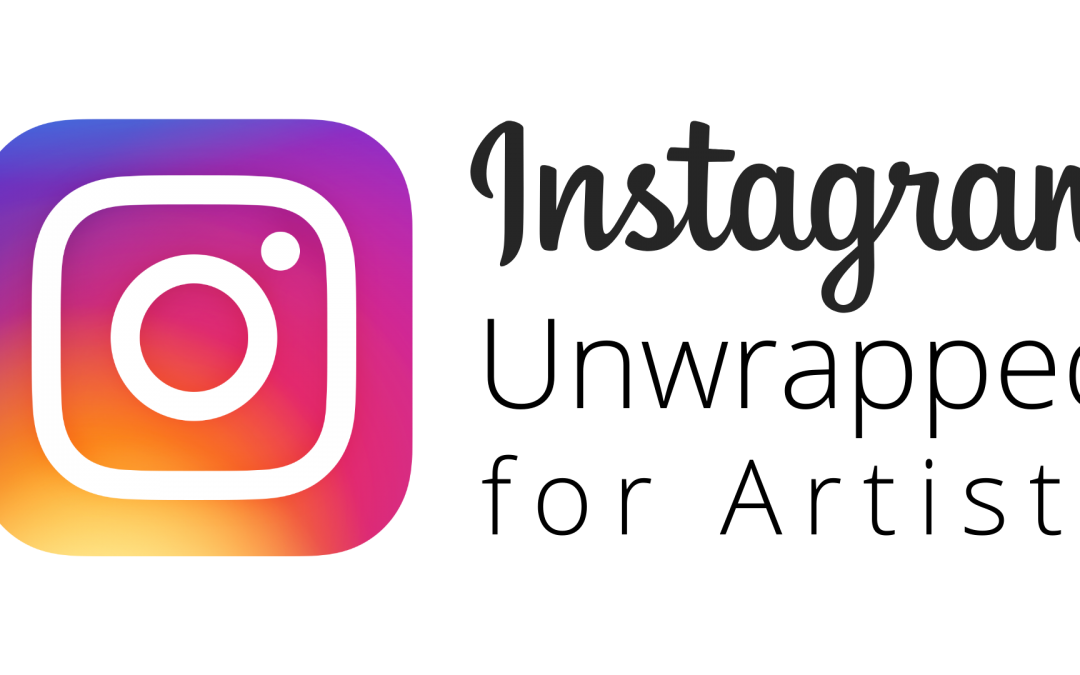 """Art : Clinic """"Instagram Unwrapped for Artists"""""""