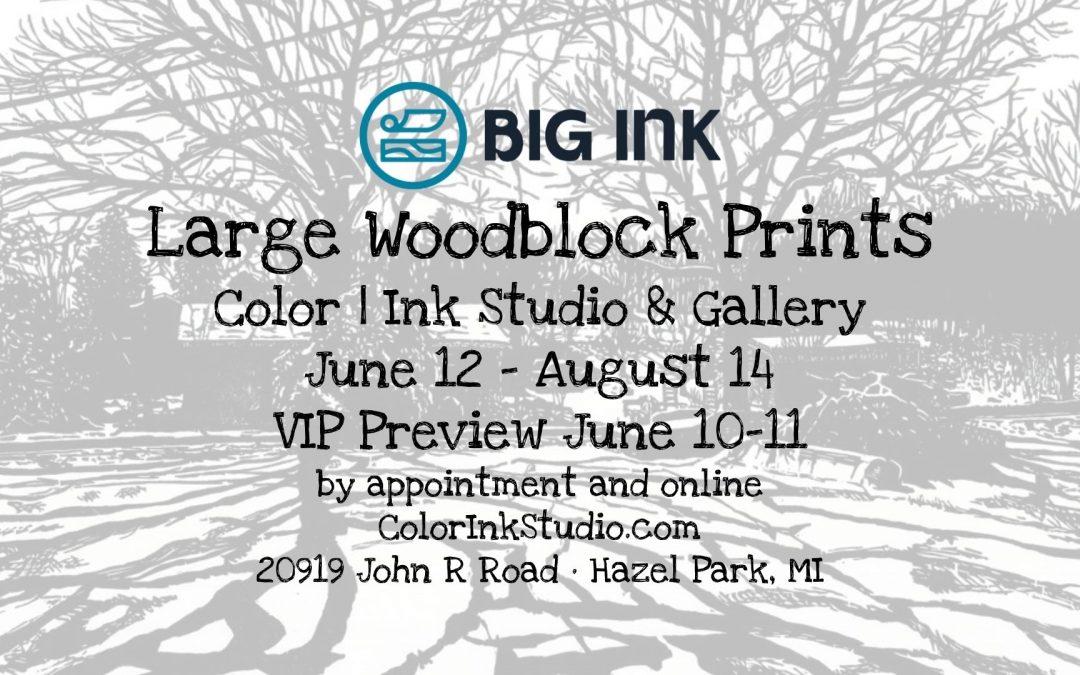 BIG INK Print Exhibition